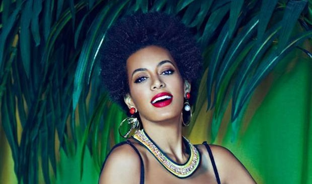 Solange Knowles Making Sexual Album Due to 'Good Sex'