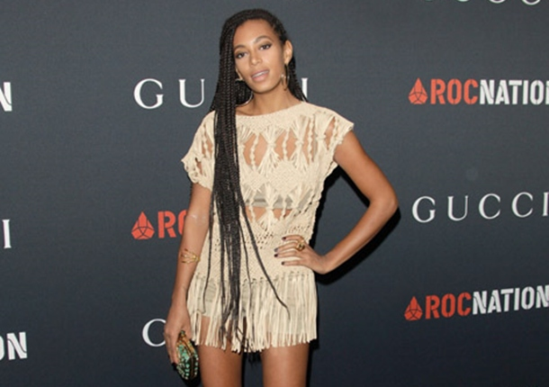 Solange Knowles to Delve Into Fashion With Top Designer