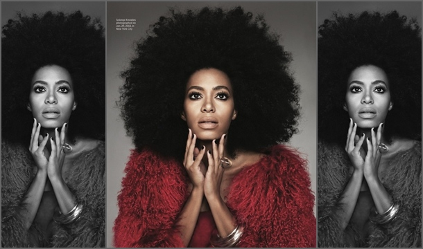 Solange Knowles Talks Rapper Son, Moving From NY, Music, More with EW