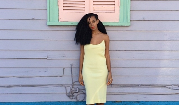 Solange Talks Hip Hop, Dancing For Beyonce, Michelle, Christina Aguilera and Parenting With NPR