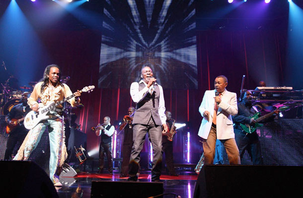 Earth, Wind and Fire & Gladys Knight Selected as Soul Train Legends