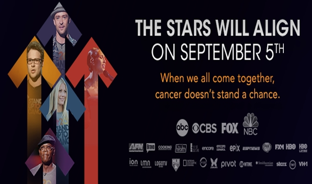 Stand Up To Cancer To Air In September