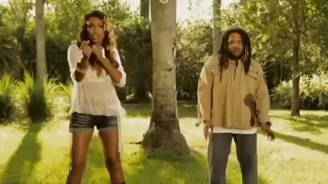 Stephen Marley – No Cigarette Smoking (In My Room) Ft. Melanie Fiona