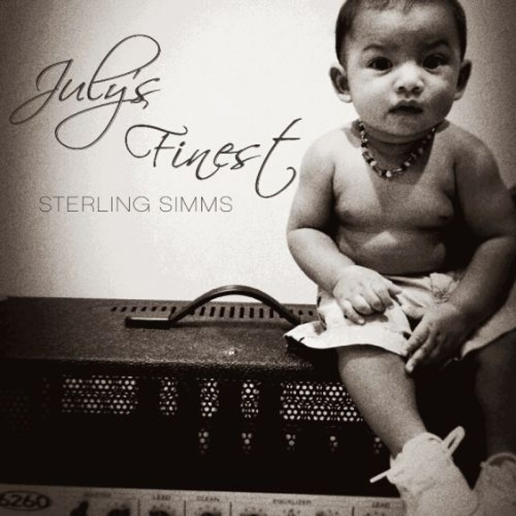Sterling Simms – July's Finest