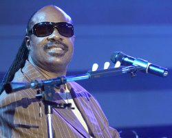 Stevie Wonder Safe After LA Blaze, Refutes Report That House Burned Down