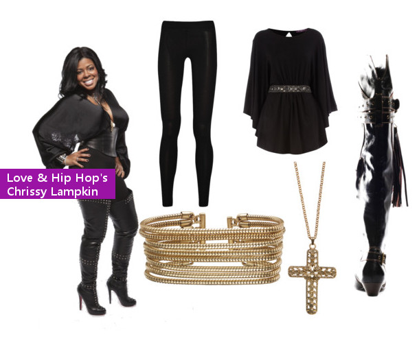 Style For Less: Love & Hip Hop's Chrissy Lampkin