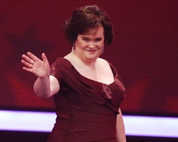 Susan Boyle Safe After Intruder Camps Out In Her Home