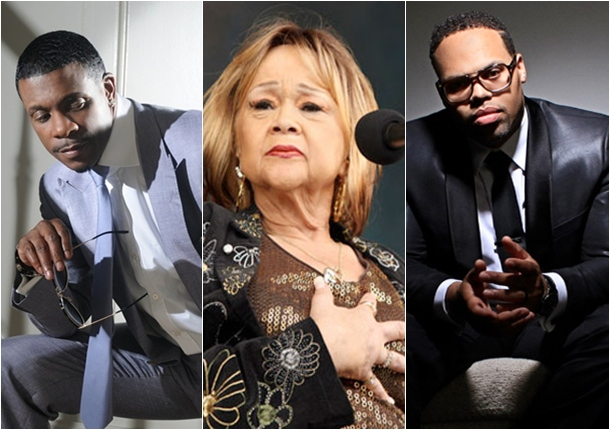 NEW RELEASES: Keith Sweat, Eric Roberson, Etta James