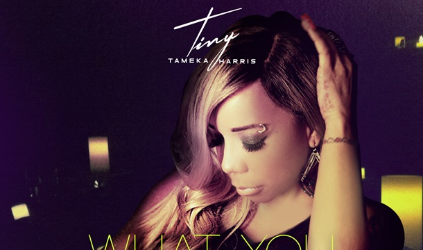 Tameka 'Tiny' Harris – What You Gon Do? [#WTFYGD]