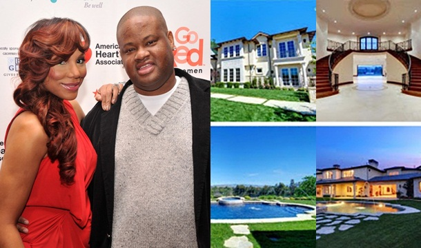 Tamar Braxton, Vince Unload California Mansion 1 Year After Purchase