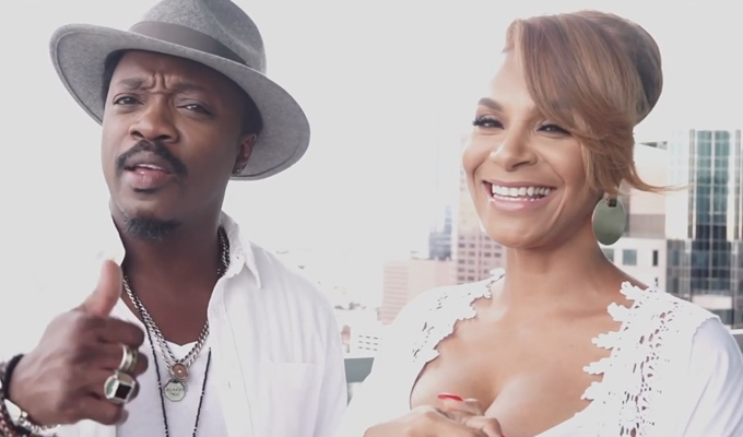 "Behind The Scenes: Teedra Moses and Anthony Hamilton's Duet, ""That One"""