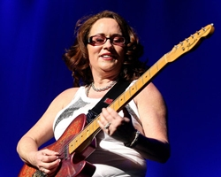 Teena Marie Pits Soul Stop at Congo Square