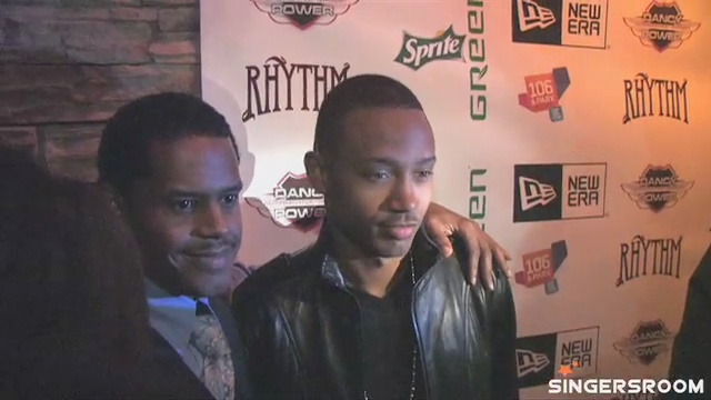 Red Carpet – Terrence J's Birthday Party