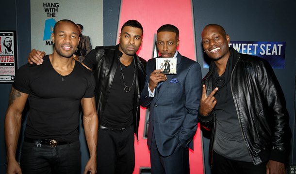 "TGT Performs ""I Need"" on Arsenio Hall (Video + Photos)"