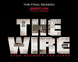 Hollywood: HBO's The Wire Leads TCA Nominations