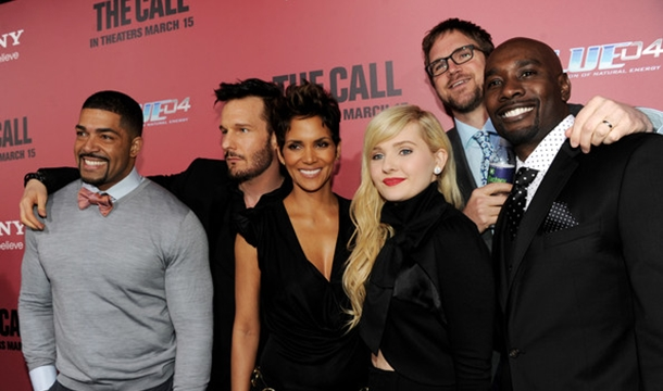 'The Call' feat. Halle Berry and David Otunga Opens Strong At Box Office