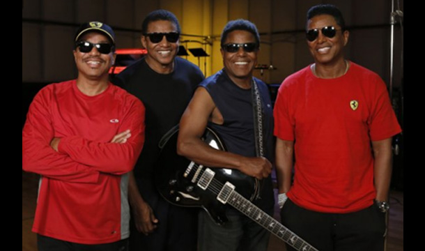 Remaining Members of The Jacksons Return to Stage
