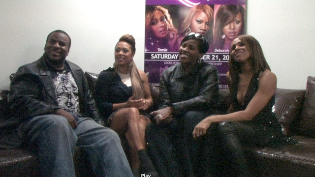 The Queen Project – Interview with Tamia, Price & Cox