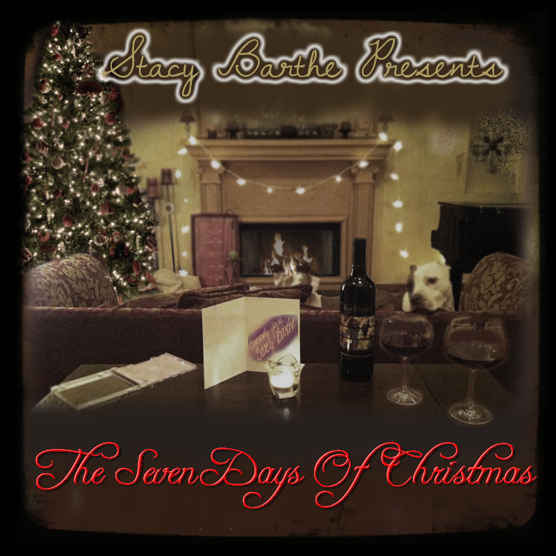 Stacy Barthe – The Seven Days of Christmas