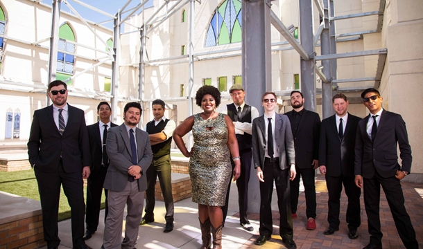The Suffers – Make Some Room, Giver