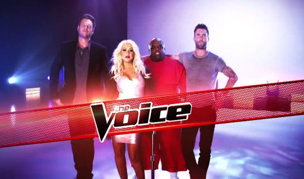 Cee Lo Green and Christina Aguilera Shine In New 'The Voice' Season Teaser