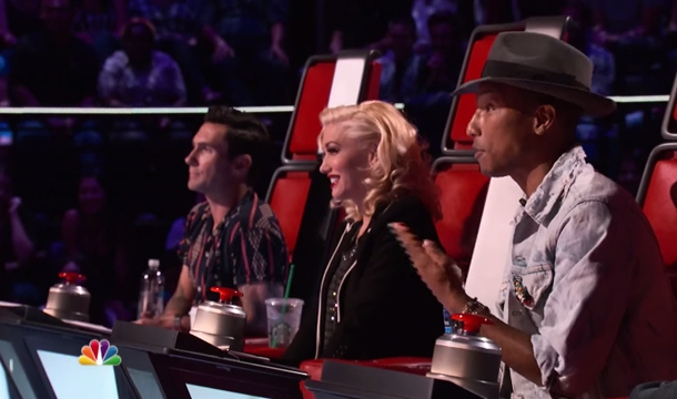 First Look: 'The Voice' Season 7 Teaser Feat. Pharrell and Gwen Stefani