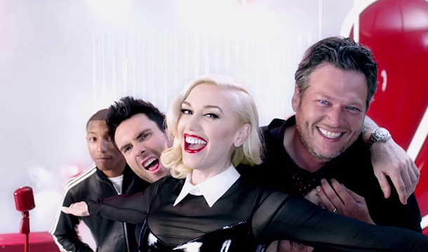 Pharrell and Gwen Stefani Get 'Happy' In 'The Voice' Fall Teaser