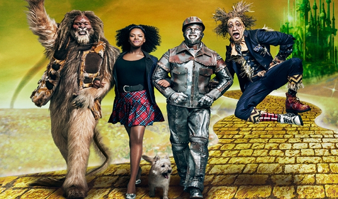 First Look: Photos of The Cast Of NBC's 'The Wiz Live'