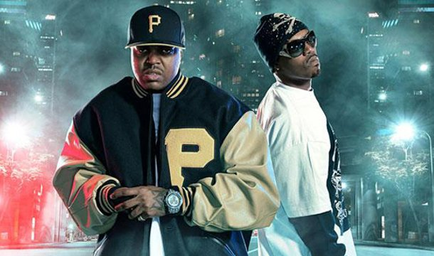 Three 6 Mafia Enters Memphis Hall of Fame with Elvis Presley