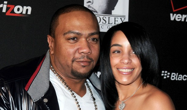 Timbaland's Wife Files For Divorce, Demands He Pay Up