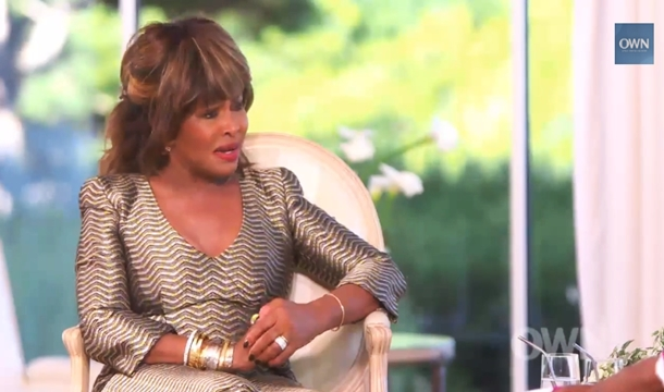 Tina Turner Reveals Tender Wedding Moments, Talks Retirement on 'Oprah's Next Chapter'