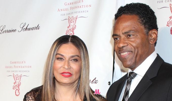 Tina Knowles, Mother of Beyonce and Solange, Jumping The Broom