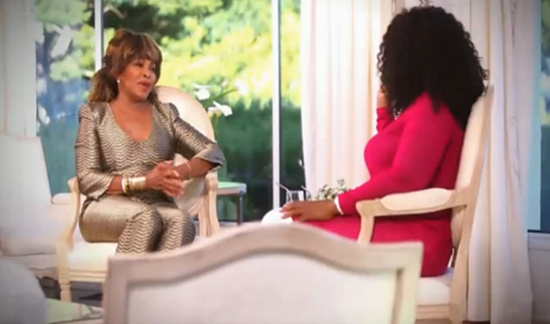 Tina Turner and Hubby, Erwin Bach, Get Candid on 'Oprah's Next Chapter'