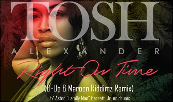 Tosh Alexander – Right On Time (Maroon Riddimz & D – Up Reggae Remix)