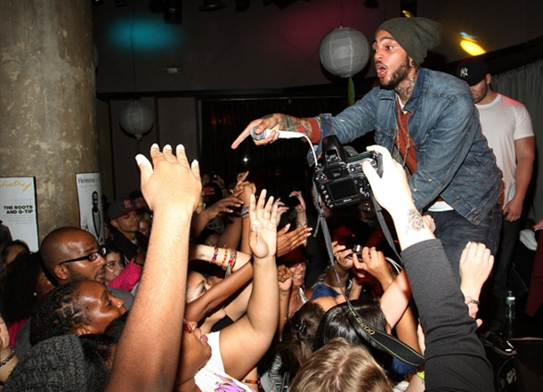 THE REVIEW: Travie McCoy Takes on NYC