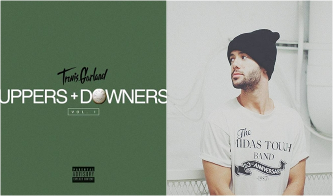 Travis Garland – UPPERS+DOWNERS Vol. I (EP)