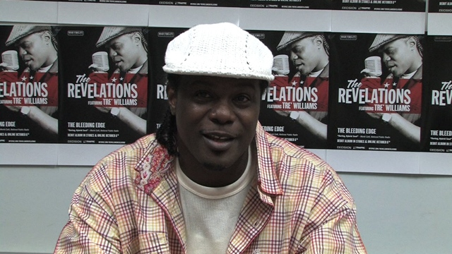 The Relevations – Tre Williams & Rell Talk Relationship Code