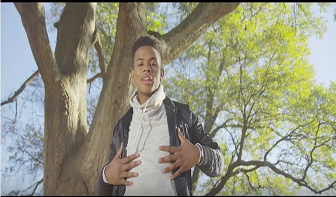 Trevor Jackson Scores With Campus Crush In 'Rock Wit Me' Video