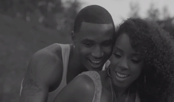 "Behind The Scenes of Trey Songz ""Heart Attack"" Video"