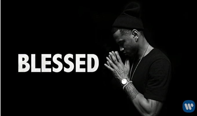 Trey Songz Starts His 2016 Off Feeling 'Blessed'
