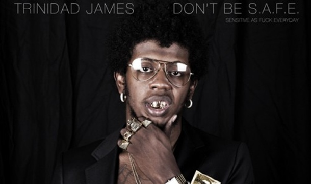 Trinidad James Pinched For Smoking a Blunt