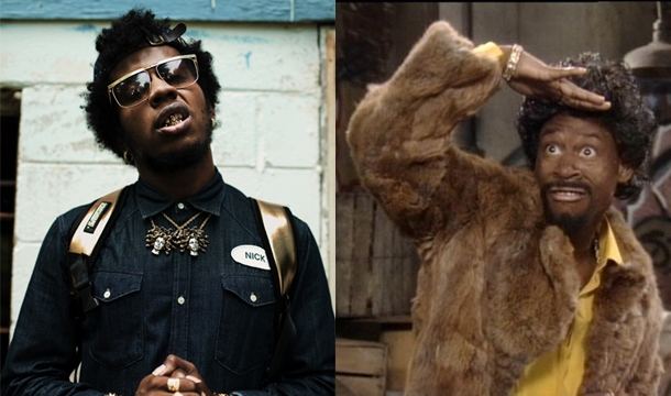 """Trinidad James May Be Sued For Jacking """"Jerome"""" Character From Martin"""