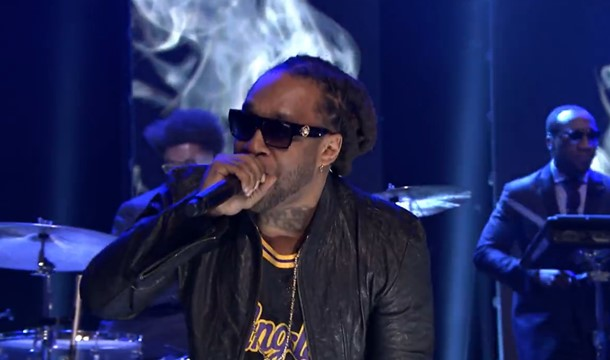 """Ty Dolla $ign Brings """"Paranoid"""" to 'Tonight Show'"""