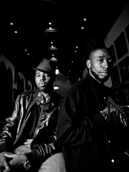 Tyler Woods & 9th Wonder