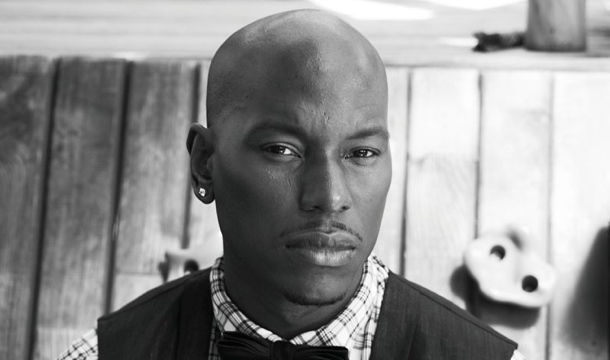 Tyrese Officially Launches His Rap Alter Ego Black-Ty