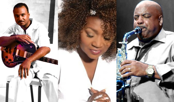 LG Music Factory – Unity Is What We Need Ft. Ann Nesby, Gerald Albright, & Dee Brown