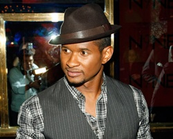 No Grapes For Usher: Closes Atlanta Wine Bar, Hits Studio with Pharrell