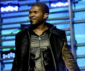 Usher Plans Intimate 'One Night Stand' Tour Just For The Ladies