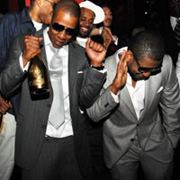 Usher Comes to Jay-Z's Defense, Blasts Oasis Rocker For Comments