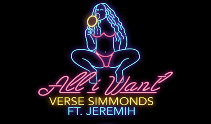 Verse Simmonds – All I Want ft. Jeremih